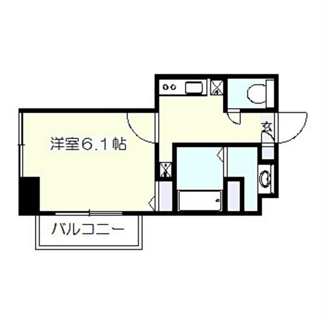CREA T&T間取図