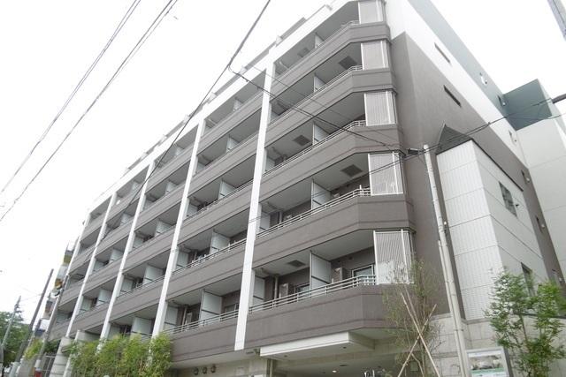 ザ・パークハビオ横浜山手外観