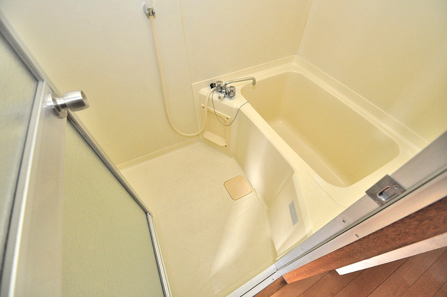 シャトーパシフィック 一日の疲れを洗い流す大切な空間。ゆったりくつろいでください。