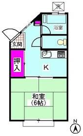 コーポ安藤 203号室