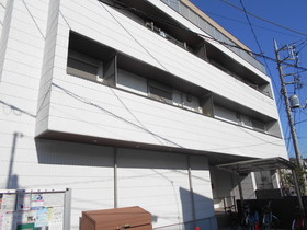 西大井クレーレの外観画像