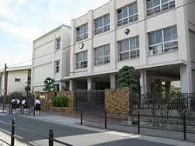 辰巳マンション 大阪市立巽中学校