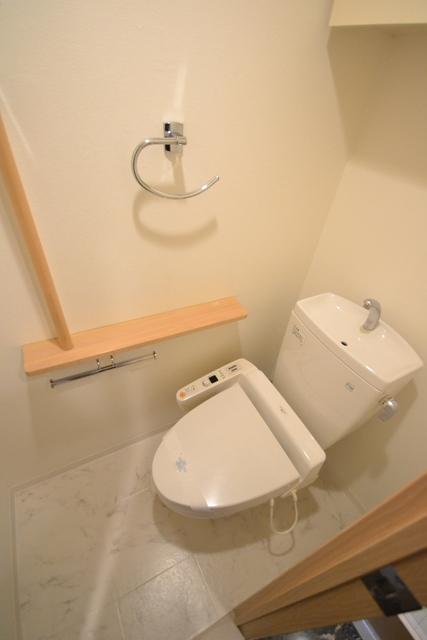 ライオンズシティ白金高輪トイレ