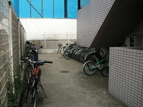 スカイコート武蔵小杉6共用設備