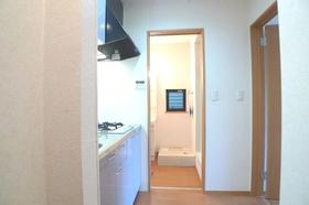 フラットフォレスト清園 102号室
