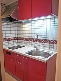 No81 AMARIGE (B3) : 4階キッチン