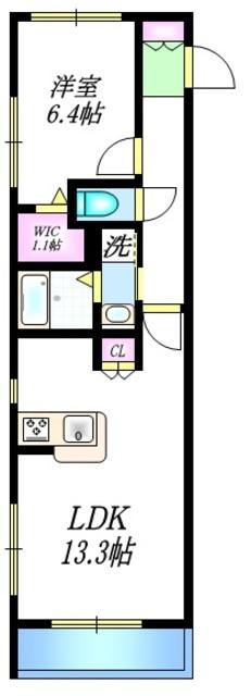 メゾン ド 関間取図