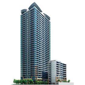 パークシティ中央湊 ザ タワーの外観画像