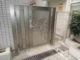 スカイコート川崎4共用設備