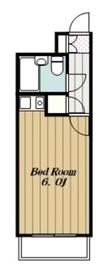 ライオンズマンション海老名第21階Fの間取り画像