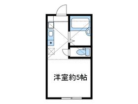 プライムテラス小田急相模原Ⅱ2階Fの間取り画像