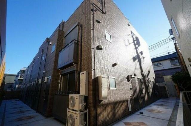 CITY COURT 四谷坂町の外観画像