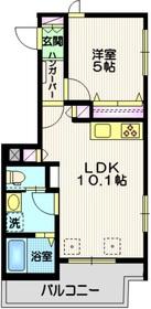 (仮称)南雪谷4丁目メゾン2階Fの間取り画像