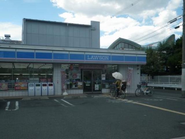 マイプラザ田島 ローソン生野舎利寺店
