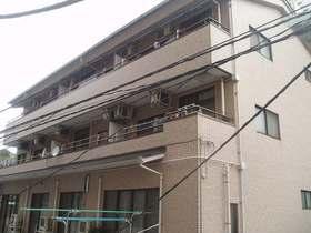 堀江マンションの外観画像