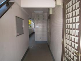 スカイコート橋本3共用設備