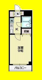 GRANDIOSE HIRANO1階Fの間取り画像