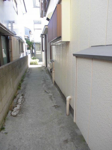 武蔵中原駅 徒歩8分共用設備