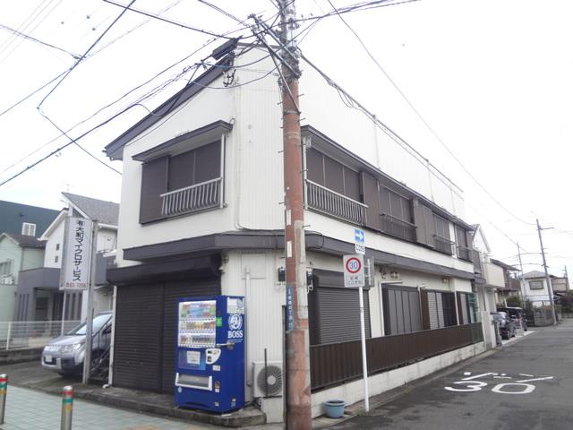 丁田荘の外観画像