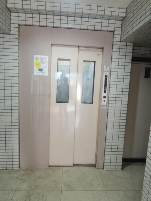 スカイコート川崎8共用設備