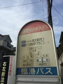 リンクス北寺尾案内図