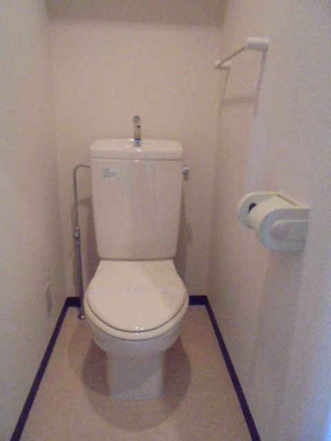 スカイコート高田馬場第5トイレ