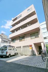 三田クラウンハイツの外観画像