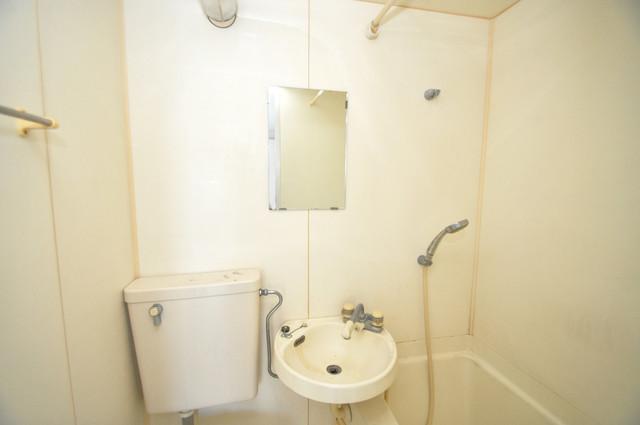 MINTIA北巽 小さいですが洗面台ありますよ