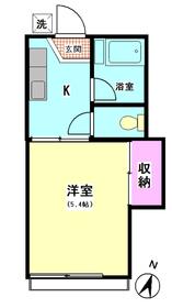 コーポ紫苑 102号室