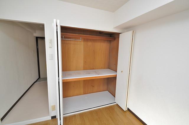 八千代ハイツ もちろん収納スペースも確保。いたれりつくせりのお部屋です。