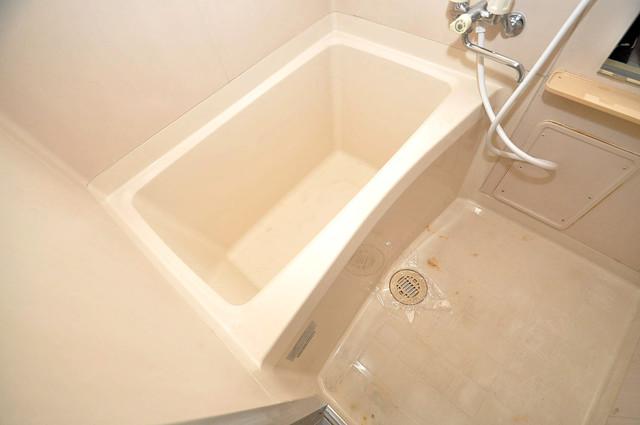 カーサノベンタ ゆったりサイズのお風呂は落ちつける癒しの空間です。