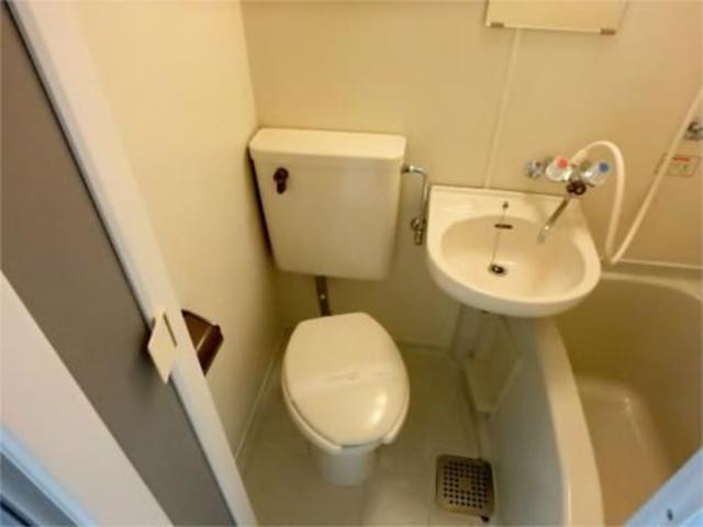 サードフロンティアトイレ