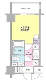 コンフォリア春日富坂4階Fの間取り画像