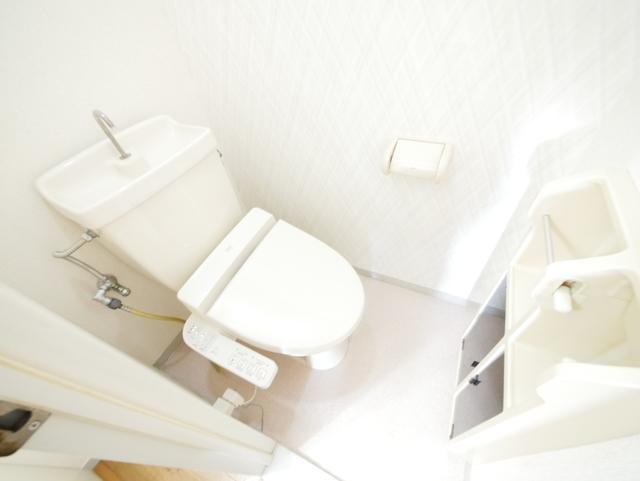 グレープシュラインAトイレ
