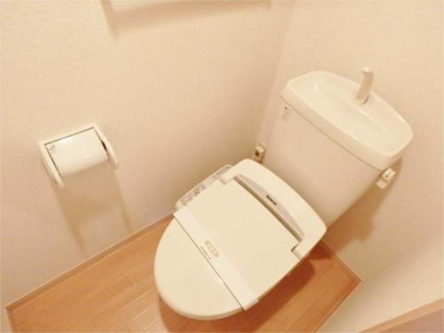 グラシアスナガヌマIIトイレ