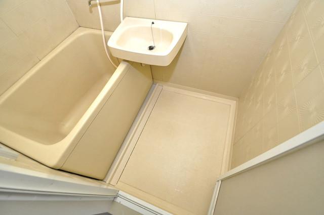 シャトル新深江 ゆったりと入るなら、やっぱりトイレとは別々が嬉しいですよね。