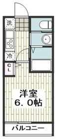 高座渋谷駅 徒歩3分1階Fの間取り画像