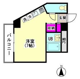 K−BLDG 201号室