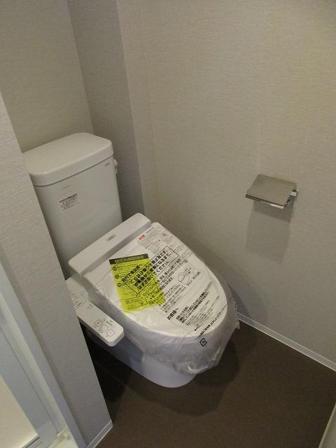 レオーネ大島Cubeトイレ