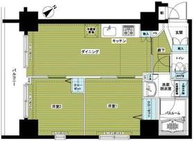 銀座駅 徒歩6分2階Fの間取り画像