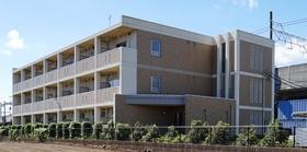 大東建託施工の3F建てマンション