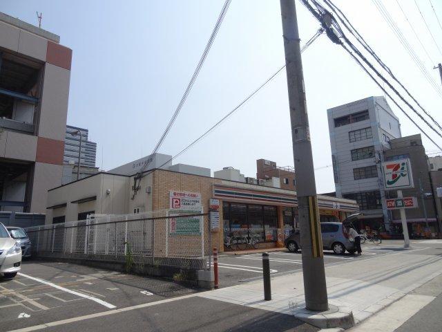 セブンイレブン大阪中央卸売市場西口店