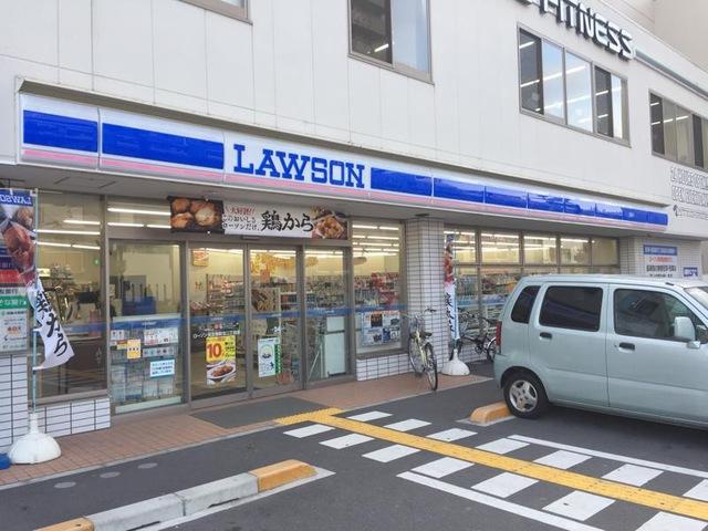 ローソン生野西二丁目店