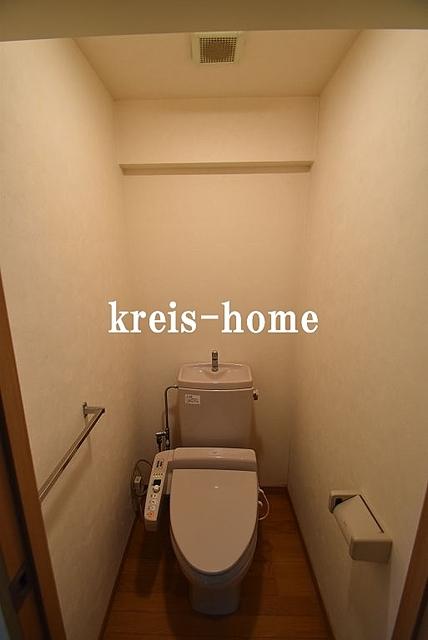 エクセリア文京池之端トイレ