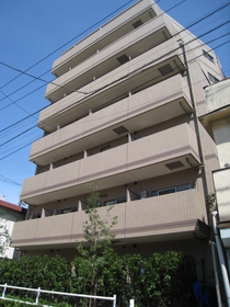 スカイコート板橋区役所前の外観画像