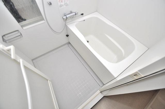 Gransisu Takaida ゆったりサイズのお風呂は落ちつける癒しの空間です。