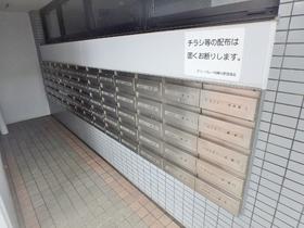 稲城駅 徒歩12分共用設備