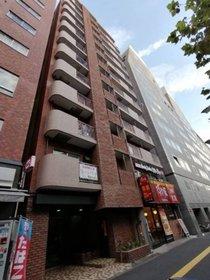 シルバーマンション新宿の外観画像