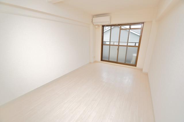 サイレストSB 明るいお部屋は風通しも良く、心地よい気分になります。