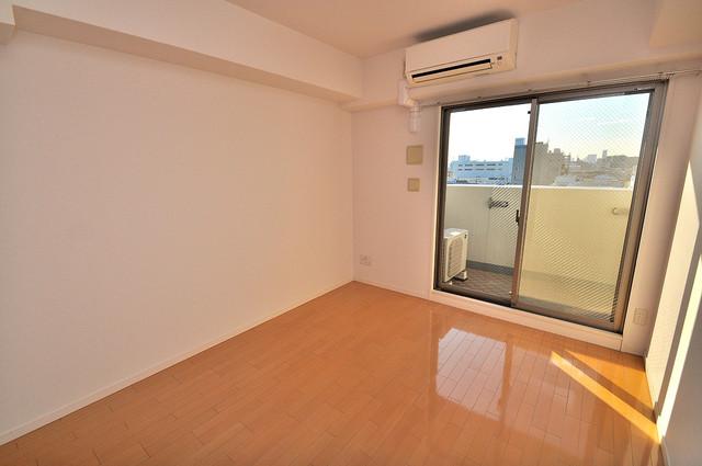 CASSIA高井田SouthCourt 内装は落ち着いた色合いで、くつろげる空間になりそうですね。